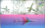 Japan Phonecard   Airline Flugzeug  Fis Flight System - Airplanes