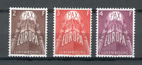 Luxembourg 1957 Europa CEPT MNH (S1199) - Europa-CEPT