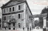 MONTELIMAR - LE GRAND HOTEL DE LA POSTE - SUPERBE CARTE TRES TRES ANIMEE AVEC ATTELAGE -  TOP !!! - Montelimar