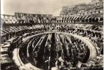 Postal, Coliseo Romano, Italia,  Arqueología,, Post Card - Monumentos
