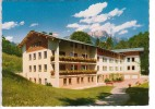 Ref 45 CPSM Allemagne Judendheim Buchenhaus Der Landkreise Fritzlar Homberg Und Kassel Shonau Berchtesgaden - Berchtesgaden