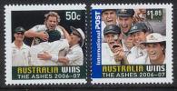 Australie - Sport Cricket 2634/2635 ** - Cricket