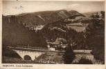 KUDOWA  --  LINIA KOLEJOWA    ~  1945 - Schlesien