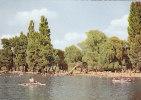 GERMANY - AK 85737 Darmstadt - Die Woogsinsel - Darmstadt