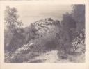 18133 Eze Cap Ferrat Photo Imprimée, 290a , Ballance F.R.P. Menton . 14x11 Cm