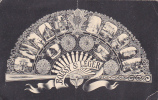 18145 - Boissy St Leger Multi Vues, Eventail . Sans éditeur, Pliures ! - Boissy Saint Leger