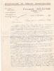 18152- Lettre Signée De Charles Agache, Lannoy Nord, Mars 1941 -manufacture Rideaux Moustiquaires - Textile & Vestimentaire