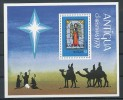 ANTIGUA Und BARBUDA  Mi.Nr. Block Christmas 1979 Kamel  -MNH - Antigua Und Barbuda (1981-...)