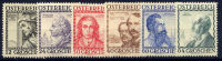 AUSTRIA 1934 Architects MNH / ** - Unused Stamps