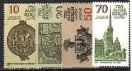 DDR 1986  YT 2645/48  N** - [6] Democratic Republic