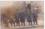18158 Carte Photo - 6 Militaires . Marquée Félix Padel Ou Podel ? - Personnages