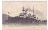 18165 CHARLEMAGNE Cuirassé D'Escadre à Tourelles . 675 Bougault . Proue à Gauche ! - Guerre