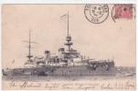 18166 Le Suffren Cuirasse D Escadre A Tourelles . 502 Bougault . - Guerre