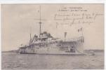 18182 Bateaux De Guerre - Le Cuirassé Jean Bart En Rade De Dunkerque ; 126 CAR