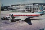 VISCOUNT  CAMBRIAN  / BRITISH AIR SERVICE G AMOO  MANCHESTER AIRPORT - 1946-....: Modern Era