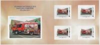 FRANCE Journée Nationale Sapeurs Pompiers De France, , Neuf ** - Bombero