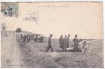 18190 Camp De CHALONs - 51 : En Batterie ! 63 Lib Militaire Guérin - Canon - Manoeuvres