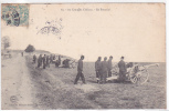 18190 Camp De CHALONs - 51 : En Batterie ! 63 Lib Militaire Guérin - Canon