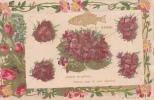 18201. 1er Avril Poisson Peche - Gage Affection. 20 H.L. Paris - 1er Avril - Poisson D'avril