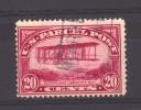 USA  -  Colis Postaux  -  1912  :  Yv  8  (o)           ,    N2 - Parcel Post & Special Handling