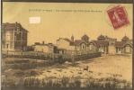 33__LACANAU OCEAN--Médoc-Cote D'argent--Vue D'ensemble Des Vilas Prise Des Dunes--carte Toilée Colorisée--animé - Autres Communes
