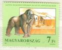 Hungary MNH Stamp - Gorillas