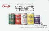 TARJETA DE JAPON DE CERVEZA KIRIN (BEER) - Publicidad