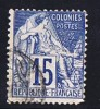 A. Dubois       15 C. Oblitéré - Alphée Dubois
