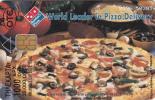 "GREECE - Domino""s Pizza, Tirage 35000, 05/00, Used - Alimentación"