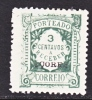 Azores J 33  Fault  * - Azoren