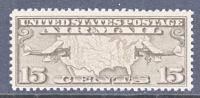 U.S. C 8     **  MAP - 1b. 1918-1940 Unused