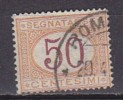 PGL - ITALIA REGNO SEGNATASSE SASSONE N°25 - 1878-00 Humbert I