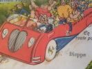 """Carte à Systéme, """"charmant Voyage En Route Pour Dieppe"""" . - Dieppe"""