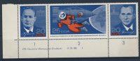 DDR Nr. 1138 - 1140 ** postfrisch DV Druckvermerk W Zd 159