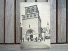 Carte Postale Epinal Oblitération Convoyeur Plouaret à Lannion Sur Semeuse Recto Verso - Postmark Collection (Covers)