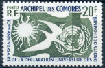Comores (1958) N 15 Luxe