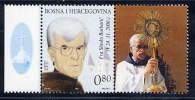 BOSNIA HERCEGOVINA (CROAT) 2001 Slavko Barbaric Michel 80 - Christianity