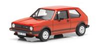 VW GOLF MKI SERIE 2 GTI MARS RED VANGUARDS VA12003A 1/43 - Corgi Toys