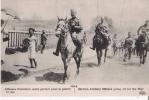OFFICIERS D'ARTILLERIE SERBE PARTANT POUR LA GUERRE 1914 - Serbie