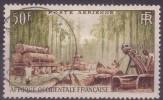 £9 - A. O. F. - PA  N°18 - OBLITERE - Cameroun (1960-...)