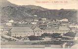 CABO VERDE SAN VICENTE SAO VICENTE ESTACAO TELEGRAPHICA CAP VERT 1900s CPA DOS DIVISE UNCIRCULATED - Kaapverdische Eilanden