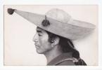 [W690] Native Indigenous Aborigins From ECUADOR OTAVALEÑA VINTAGE  POSTCARD - Volkeren & Culturen
