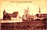 Wavre N.D. Sint-Katelijne-Waver Achterzicht Van Het Klooster Der Ursulinnen - Sint-Katelijne-Waver