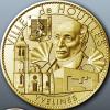 78 HOUILLES YVELINES SCHOELCHER ESCLAVAGE MONNAIE DE PARIS 2010 EVM MDP RÉFÉRENCE 2011 A78HOU1/10 - 2011