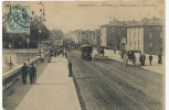 Tram Tramway A Cheval A Toulouse Faubourg St Cyprien Et Hotel Dieu ND - Tramways