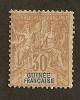 Guinée N°9 N* TB Cote 45 Euros !!! - Non Classificati