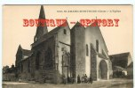 18 - SAINT AMAND MONTROND - Eglise - Dos Scané - Saint-Amand-Montrond