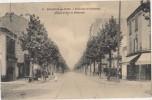 CPA 92 BOULOGNE SUR SEINE Boulevard De Strasbourg Prus De La Rue De Billancourt 1914 - Boulogne Billancourt
