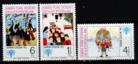 Chypre Turc.   67/69 Année International De L'Enfant**. 1979 - Neufs