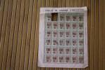 1942 TITRE 433 BON COUPON INSCRIPTION RESTRICTION RATIONNEMENT GUERRE  >-MAIRIE DE VIENS 84 PUB VERSO SECOURS NATIONA - Unclassified